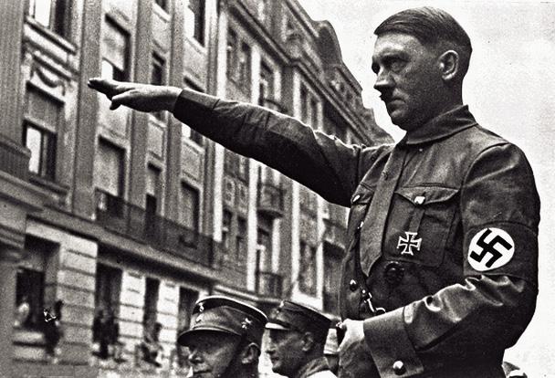 HItler na 2ª Guerra Mundial