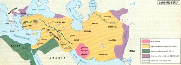 Povos do Oriente - História Enem