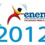 Edital do Enem 2012