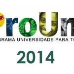 Prouni 2014 – Aberto o período de inscrições para o programa
