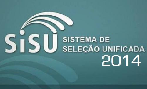 Sisu 2014 - Engenharia Agrônoma
