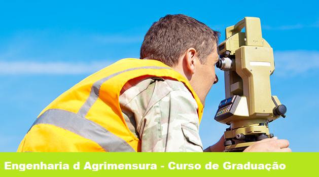 Engenharia de Agrimensura: o curso de graduação
