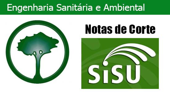 Engenharia Sanitária: Notas de Corte no Sisu 2014. Confira!