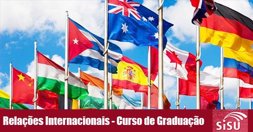 Relações Internacionais: veja as notas de corte no Sisu 2014