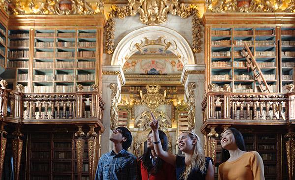 Universidade de Coimbra: candidaturas para graduação via ENEM