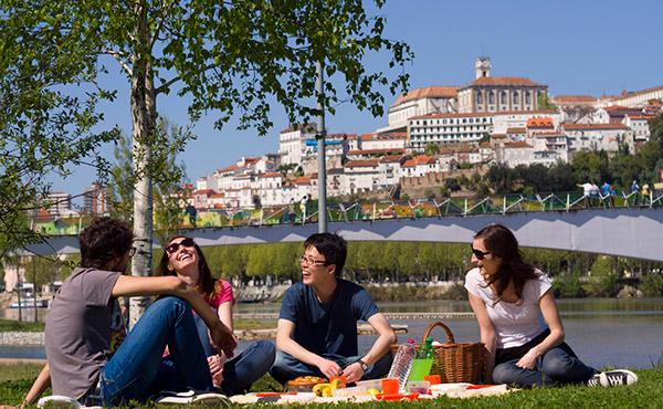 Universidade de Coimbra via Enem