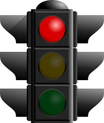 sinal vermelho pixabay free