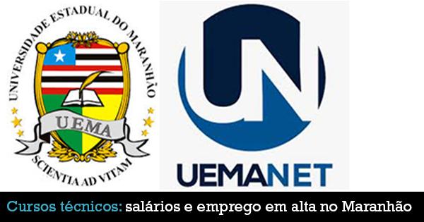 Cursos técnicos: salários e emprego em alta no Maranhão -Confira!