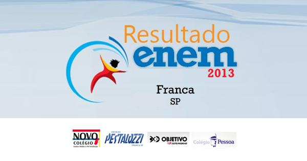 franca-resultado-enem-2013-escolas-fb