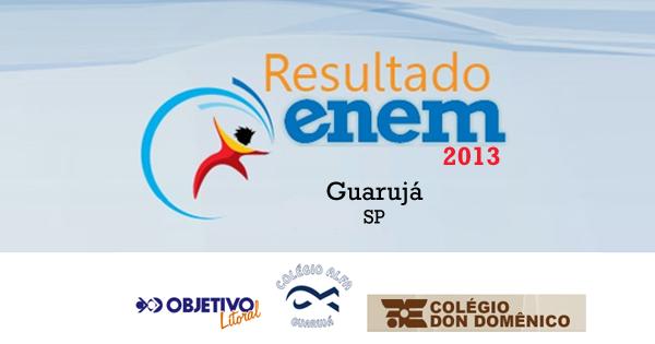 guaruja-resultado-enem-2013-escolas-fb