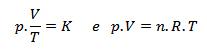 Fórmula Química - Gases