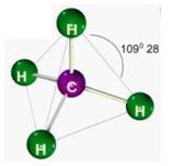 Geometria Molecular - 109 graus