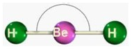 Geometria Molecular - 180 graus