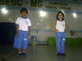 Resultado Enem 2012 Almenara - MG
