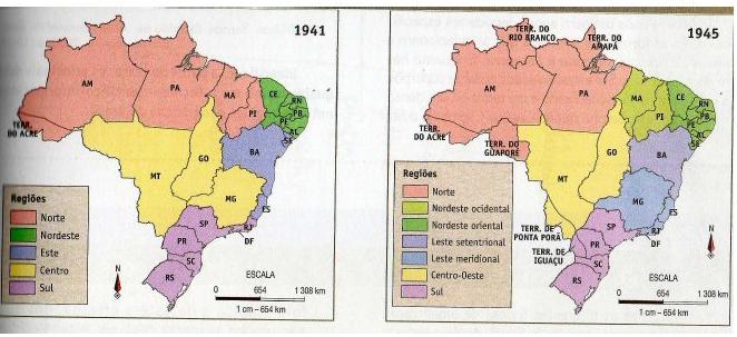 Brasil 1941 e 1945