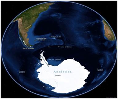 Geografia - Região Antártica