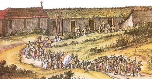 História - Invasões Holandesas
