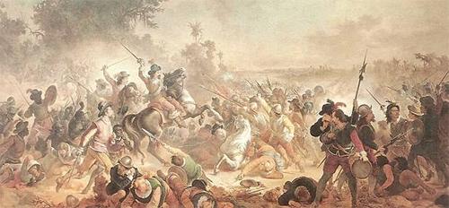 União Ibérica e Invasões Holandesas
