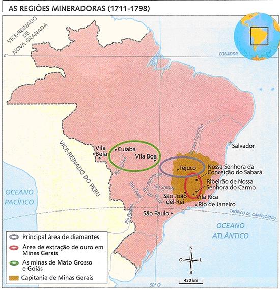 Guerra dos emboabas: a disputa pelo ouro no Brasil Colônia - História