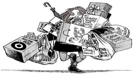 Consumo e Consumismo - Geografia Enem