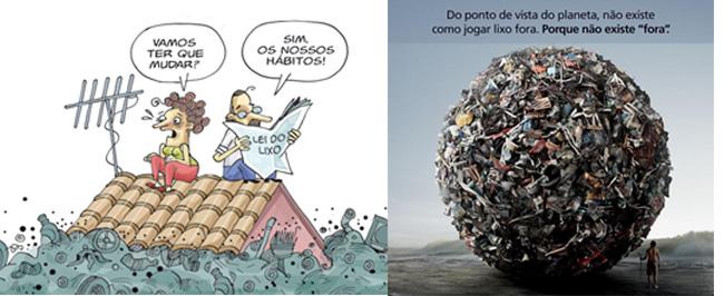 O Lixo Doméstico - Geografia Enem