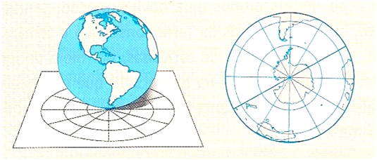 Projeções Cartográficas - Geografia Enem