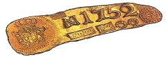 História Enem - barra de ouro