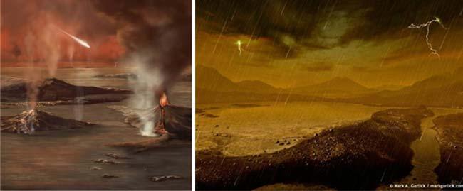 história geológica do Planeta Terra - Geografia Enem