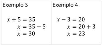 equações - Matemática Enem