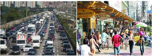 O Espaço Urbano brasileiro - Geografia Enem