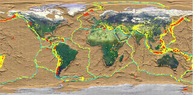 Placas Tectônicas - Geografia