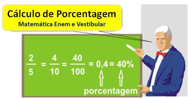 Cálculo de Juros e Porcentagem