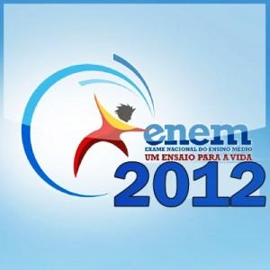 gabarito Enem 2012