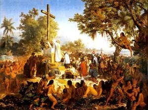 História Enem - Primeira missa