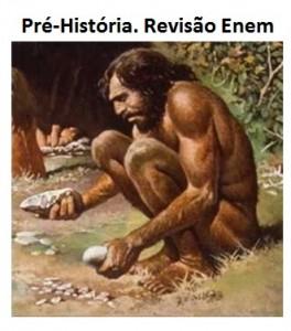 pré-história revisão enem