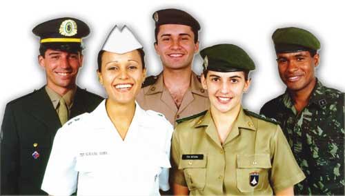 07c2c0eadf Curso Preparatório – Ser oficial nas Forças Armadas pode ser uma boa