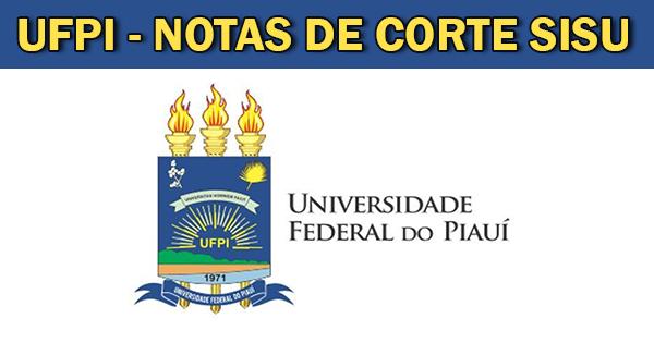notas de corte sisu 2019 na ufpi