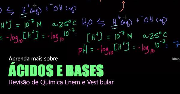 aula de ácidos e bases