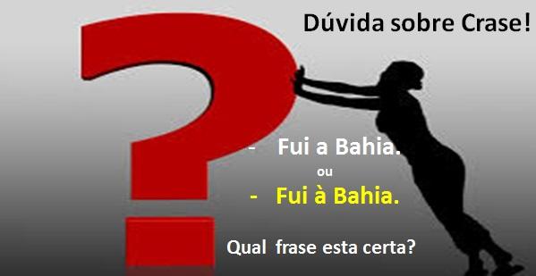 Crase – Veja o uso correto da Crase na Redação Enem. Confira.