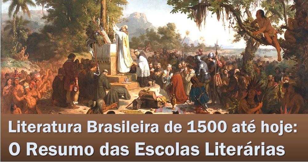 literatura brasileira no Enem