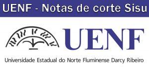 Notas de corte SIsu 2018 na UENF