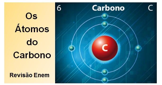 O átomo de Carbono