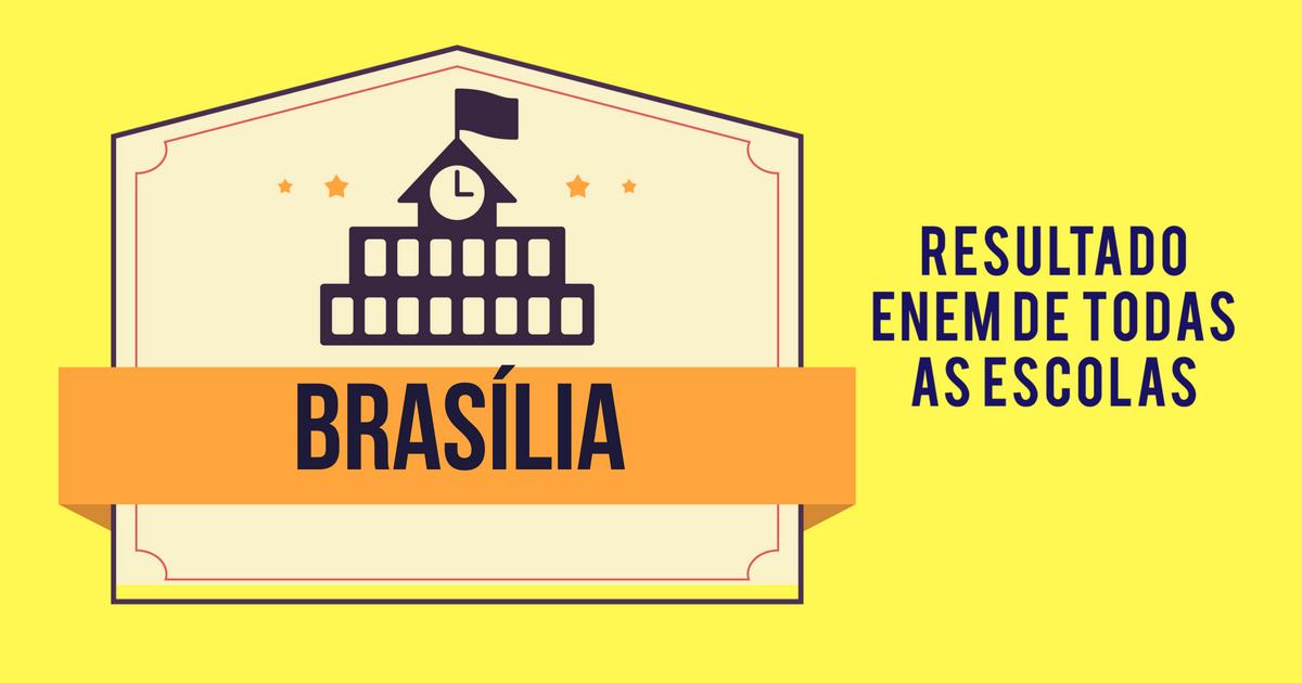 Resultado Enem Brasília