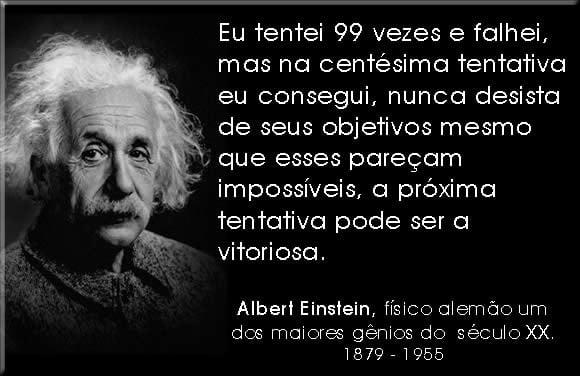 Albert Einstein é Física no Enem