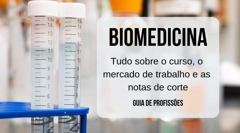 biomedicina guia de profissões