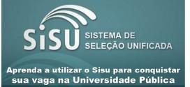 Sisu – Sistema de Seleção Unificada. Veja como funciona.