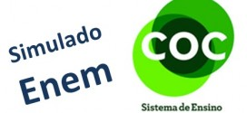 Simulado Enem Online do COC – Exercícios gratuitos, resolvidos e comentados.