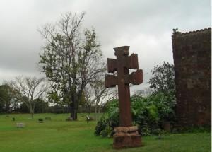 Ruínas da Missão de São Miguel Arcanjo