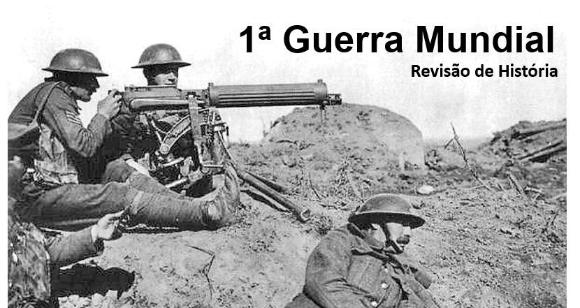 1ª Guerra Mundial destacada