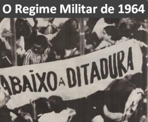 Regime Militar - fonte folha de colíder